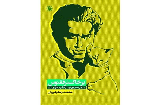 نشر مروارید کتاب «بر خاکستر ققنوس» محمدرضا رهبریان
