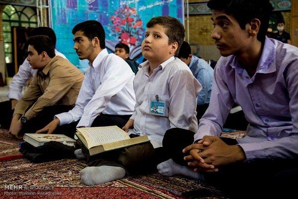 حضور ۸۰ نفر در مرحله استانی مسابقات قرآن کمیته امداد سمنان