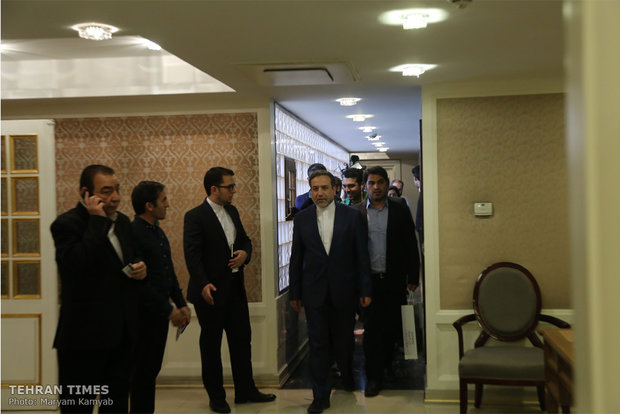 Iranian, Russian deputy foreign ministers meet in Tehran
