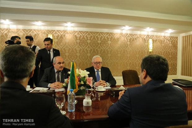 Iranian, Russian deputy foreign ministers meet in Tehran