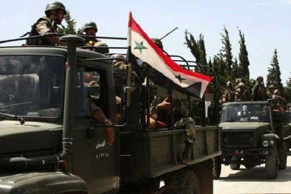 نیروهای ویژه ارتش سوریه تحت فرماندهی «ببر سوریه» فرا خوانده شدند