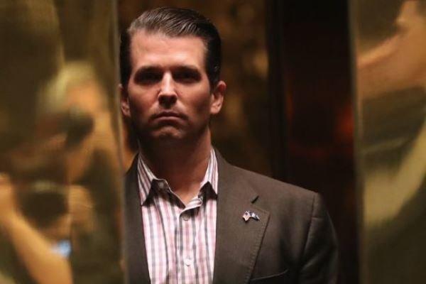 امریکی صدر کے بیٹے ڈونلڈ ٹرمپ جونیئر کا اکاؤنٹ عارضی طور پر بند کر دیا گيا