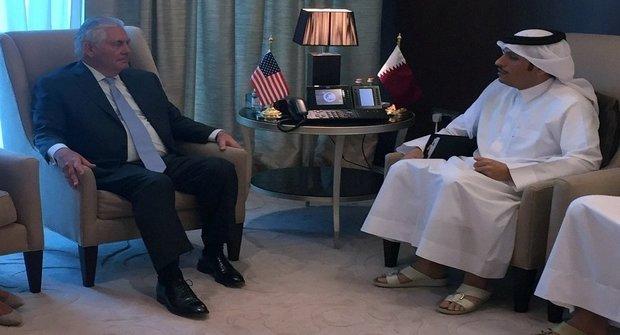 مذكرة أمريكية قطرية لمكافحة تمويل الإرهاب