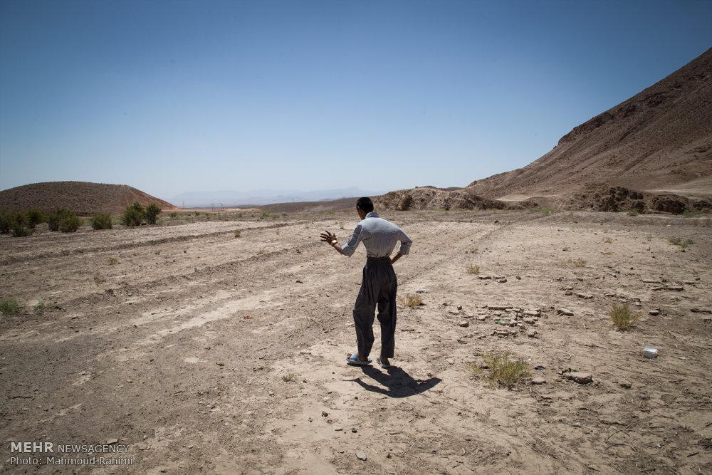 بیست سال خشکسالی
