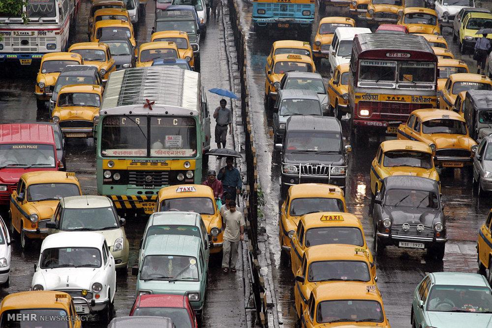 زندگی در شهرهای شلوغ جهان