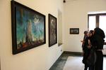 نمایشگاه نقاشی با عنوان هراس در سنندج برپا شد