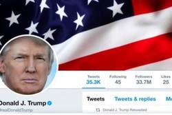 توئیتر دونالد ترامپ