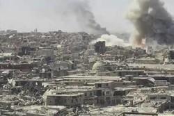 DEAŞ'tan kurtarılan Musul'da patlama