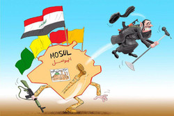 لا وطن للإرهاب، لا مكان لداعش