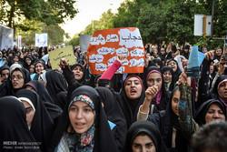 خوش حجابی در قزوین را تبلیغ می کنیم