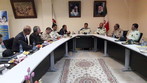 """افتتاح معبر """"خسروي"""" الحدودي مع العراق قبل زيارة الاربعين"""