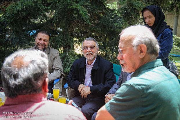 مساعد مؤسسة الإعلام الايرانية : 87 من الإيرانيين يتابعون التلفزيون الايراني