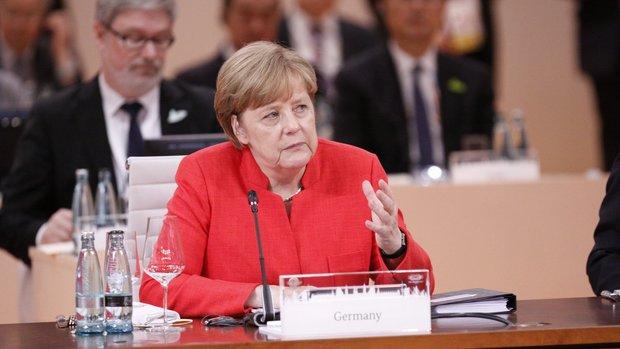 Merkel says EU leaders favour dialogue with Turkey: Merkel