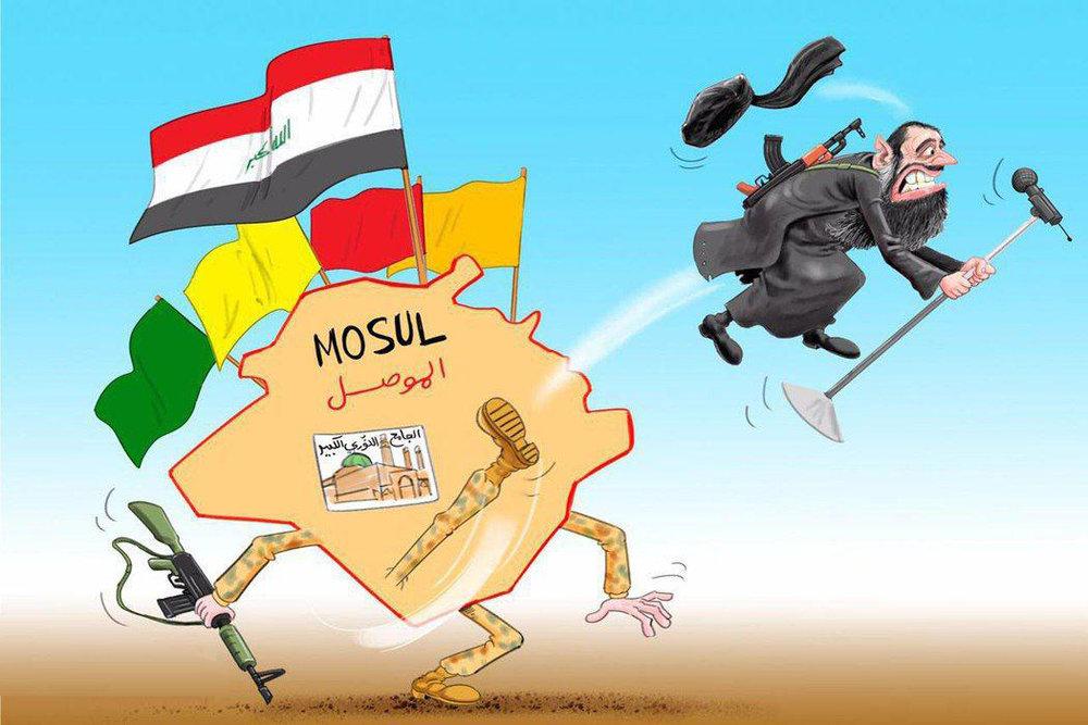 لا مكان لداعش