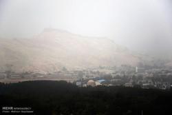 مدينة كرمان تحت الغبار /صور