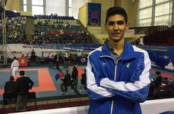 کاراته- حسین خدری