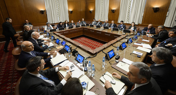 Syrian opposition, UN experts achieve progress in talks on working documents