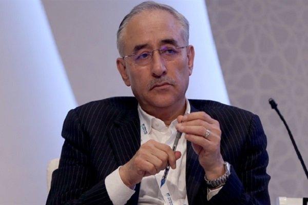 امیر حسین زمانی نیا معاون وزیر نفت