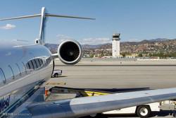 فرود اضطراری پرواز مشهد به بندرعباس در فرودگاه شهید هاشمی نژاد