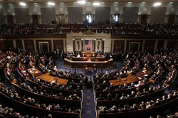 US House passes defense bill, defying Trump's veto threat