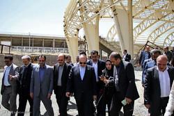 سفر مسعود سلطانی فر وزیر ورزش و جوانان به استان کردستان