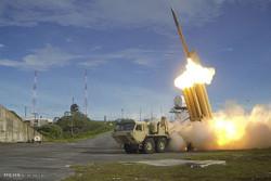 """إختبارات منظومة """"ثاد"""" الصاروخية"""