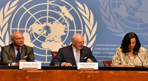De Mistura calls for intensifying efforts to combat terrorism