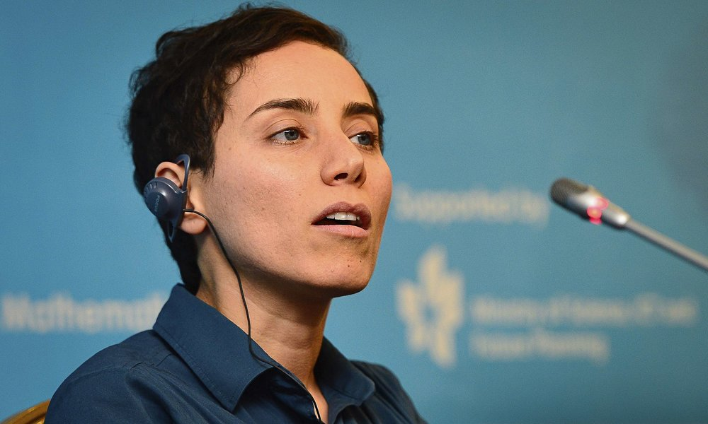 Maryam Mirzakhani, Prize-Winning Mathemetician, Dies At 40