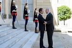 «نتانیاهو» و «ماکرون» درباره ایران و لبنان گفتگو کردند