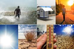 اردبیل چهارمین استان کم بارش/ دما در تابستان افزایش مییابد