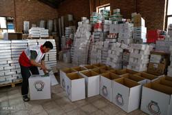 انتقال محموله دارویی حج ۹۸ از امارات به عربستان