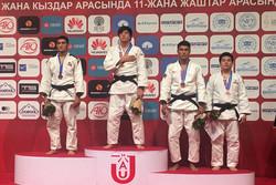 إيران تفوز بـ 6 ميداليات في بطولة شباب آسيا للجودو