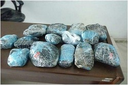 کشف ۷۰ کیلو و۵۰۰ گرم تریاک در عملیات مشترک پلیس پایتخت و بندرعباس