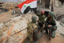 کنترل ارتش سوریه بر مناطقی از شرق حمص