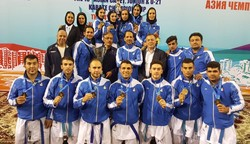 Iran aces Asian Karate Championships