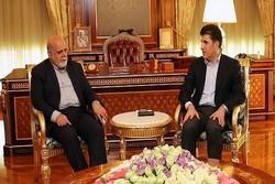 İran, Bağdat-Erbil sorununun çözümüne yardım etmeye hazır