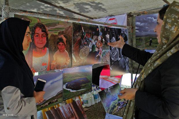 تصاویر/ دومین جشنواره ی ملی گیلاس اشنویه
