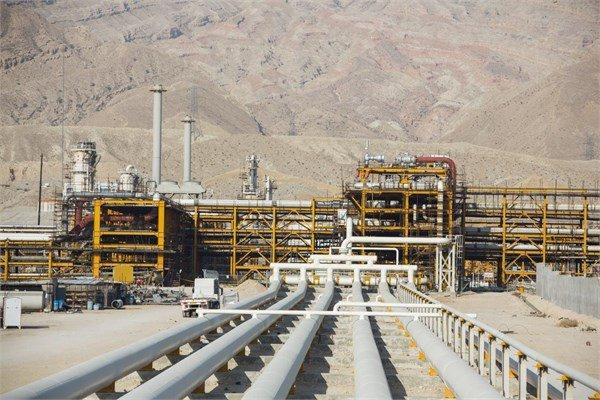 فرآورش ۲۱۴ میلیارد مترمکعب گاز