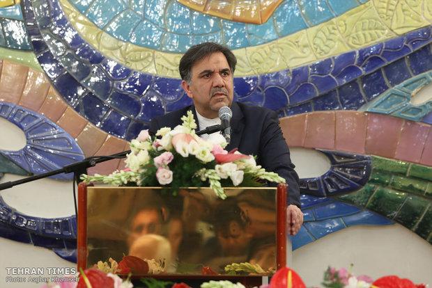 IranAir new CEO Farzaneh Sharafbafi Inaugurated