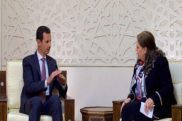 «بشار اسد» ریشه کنی فساد و اجرای قانون برای همه را خواستار شد
