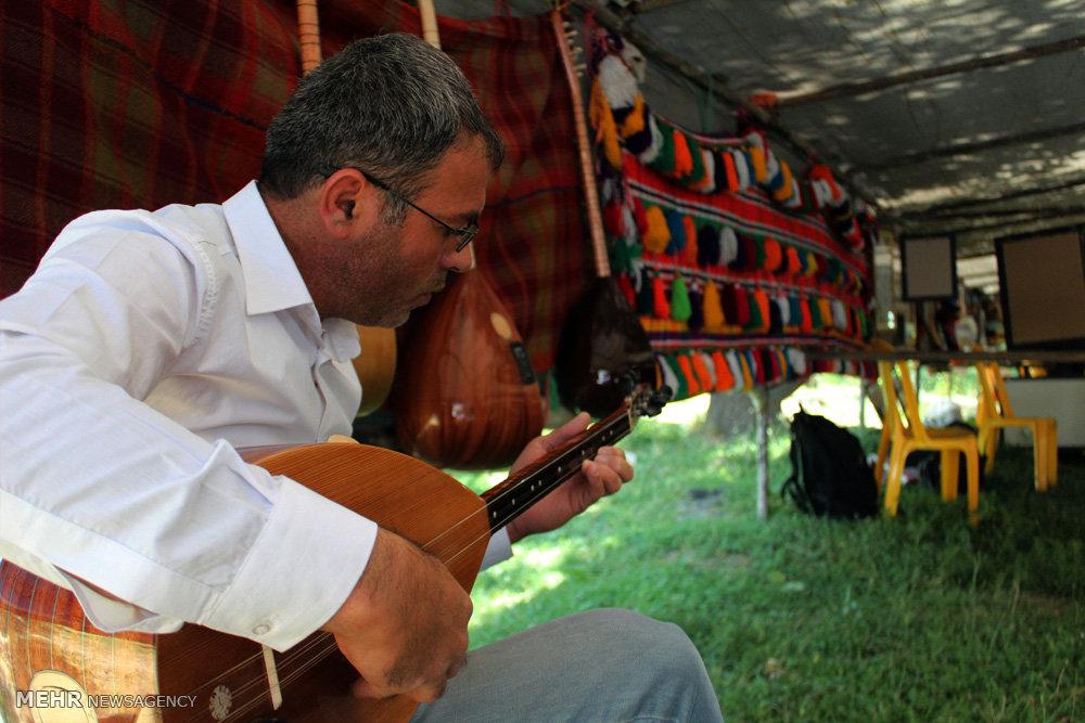 دومین جشنواره ی ملی گیلاس اشنویه