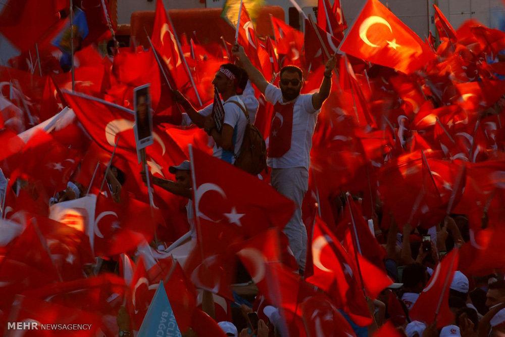 سالگرد کودتای نافرجام ترکیه