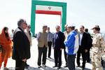 بازدید سفیر هندوستان در ایران از خط آهن بین المللی آستارا – آستارا