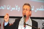 البرغوثی: قدس پایتخت ابدی فلسطین است
