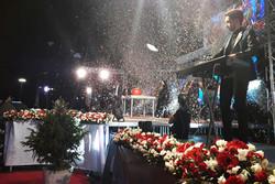 افتتاح سومین جشنواره گیلاس شمیرانات