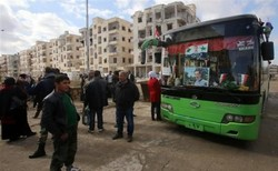 Syrian army Command calls on Aleppo's Deir Hafer residents to return home