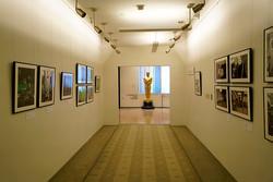 حضور حبیب مجیدی در نمایشگاه مرکز مطالعات سینمایی پیکفورد