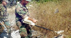 11 villages cleared of landmines, booby traps , bombings in Lattakia