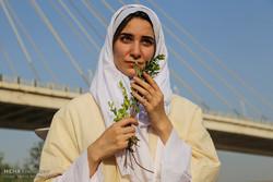 İran'da Mendai dinine mensup insanlar