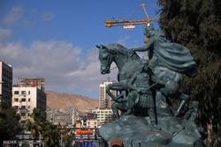 مقتل شخص وإصابة  13 آخرين في اعتداء إرهابي في دمشق